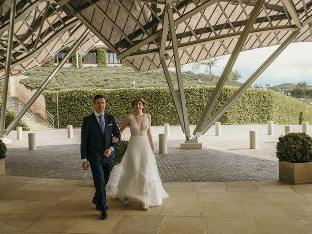La boda de David y Nekane en Elciego, Álava 62