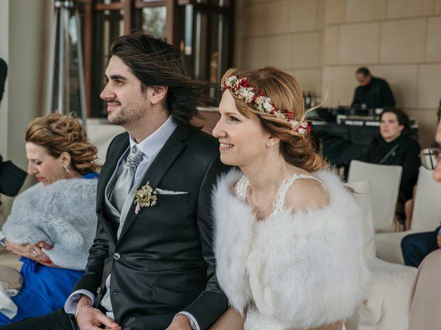La boda de David y Nekane en Elciego, Álava 65