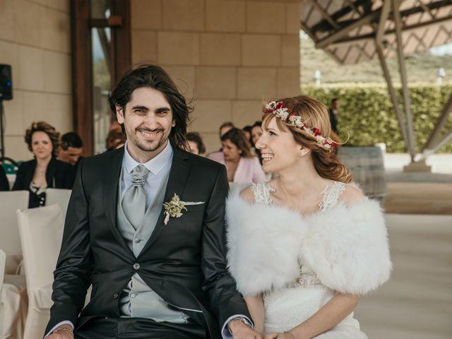 La boda de David y Nekane en Elciego, Álava 66