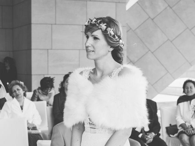 La boda de David y Nekane en Elciego, Álava 67