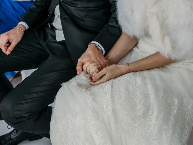 La boda de David y Nekane en Elciego, Álava 69