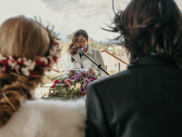 La boda de David y Nekane en Elciego, Álava 70