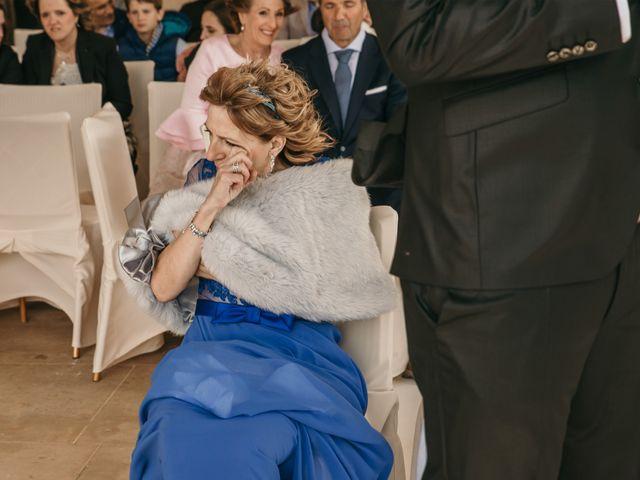La boda de David y Nekane en Elciego, Álava 71