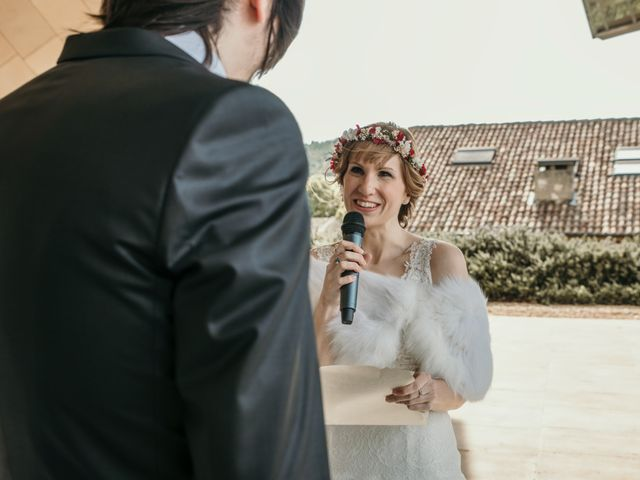 La boda de David y Nekane en Elciego, Álava 74