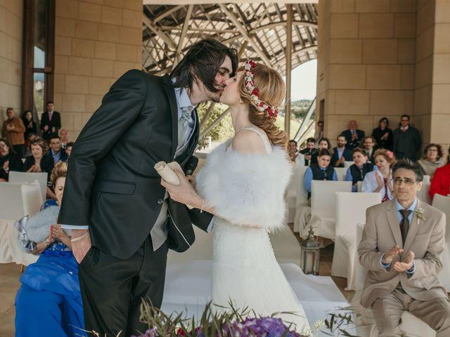 La boda de David y Nekane en Elciego, Álava 75