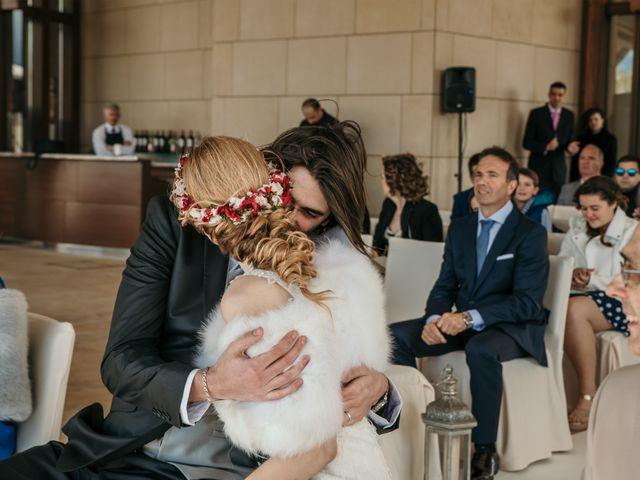 La boda de David y Nekane en Elciego, Álava 80