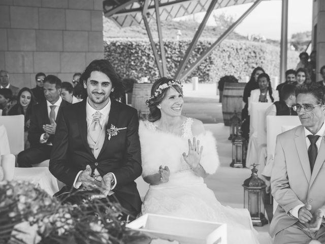 La boda de David y Nekane en Elciego, Álava 81