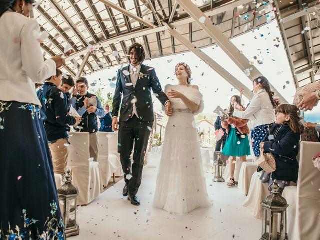 La boda de David y Nekane en Elciego, Álava 82
