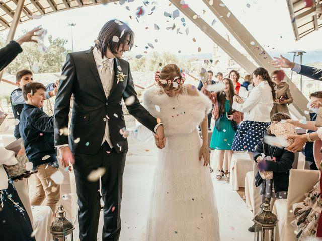 La boda de David y Nekane en Elciego, Álava 83