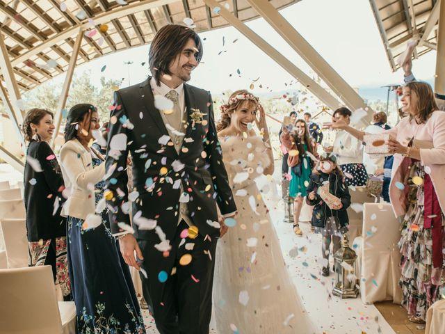 La boda de David y Nekane en Elciego, Álava 84