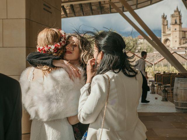 La boda de David y Nekane en Elciego, Álava 85