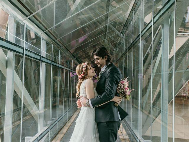 La boda de David y Nekane en Elciego, Álava 86
