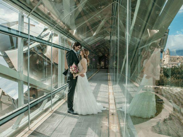 La boda de Nekane y David