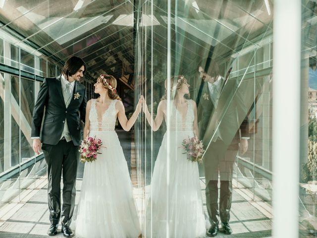La boda de David y Nekane en Elciego, Álava 93