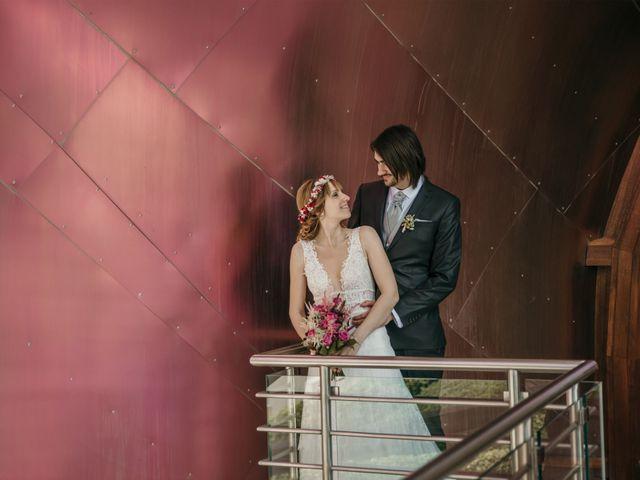 La boda de David y Nekane en Elciego, Álava 95