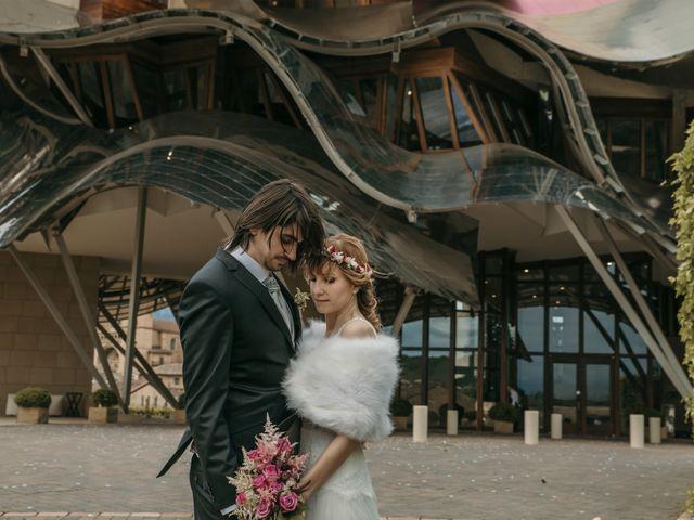 La boda de David y Nekane en Elciego, Álava 99