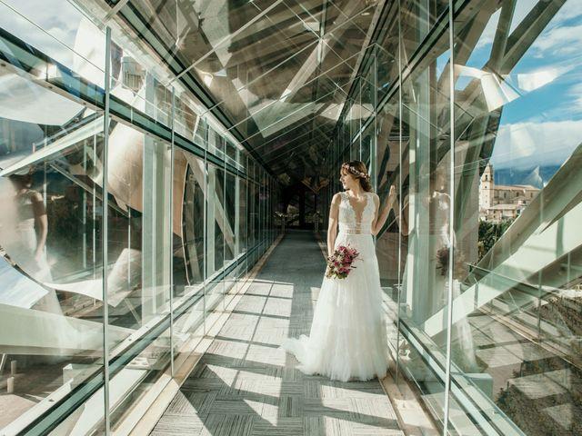 La boda de David y Nekane en Elciego, Álava 101
