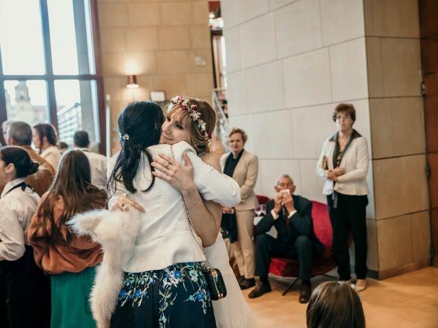 La boda de David y Nekane en Elciego, Álava 105