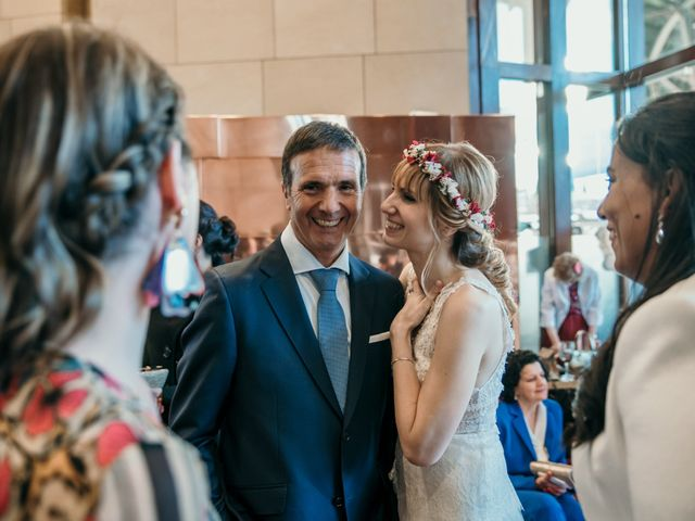 La boda de David y Nekane en Elciego, Álava 106