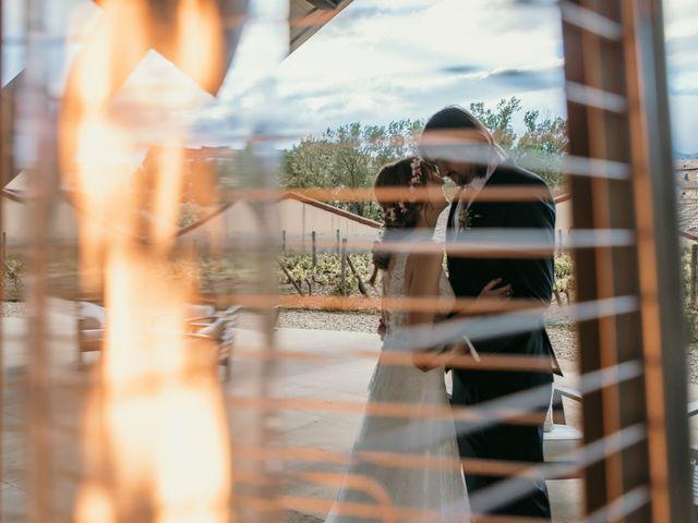 La boda de David y Nekane en Elciego, Álava 107