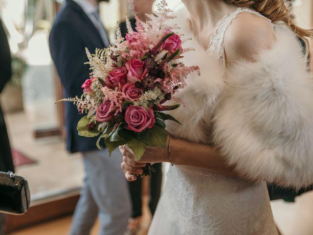La boda de David y Nekane en Elciego, Álava 110