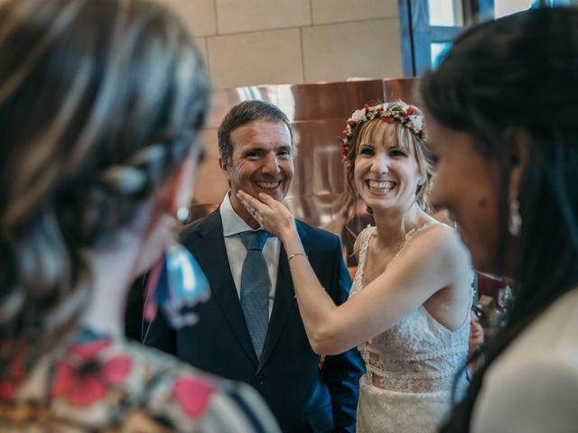 La boda de David y Nekane en Elciego, Álava 113