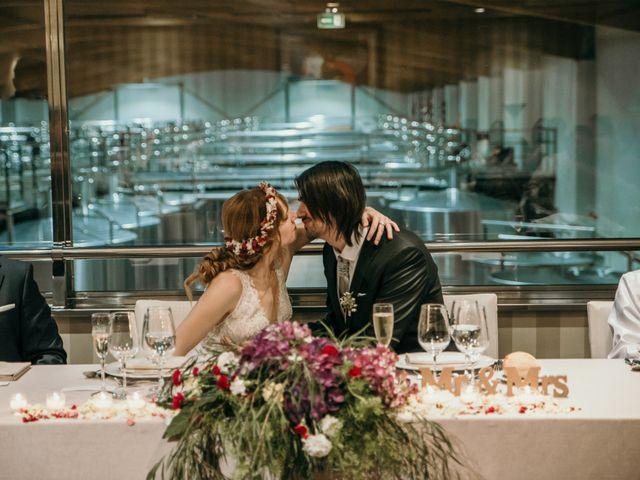 La boda de David y Nekane en Elciego, Álava 115