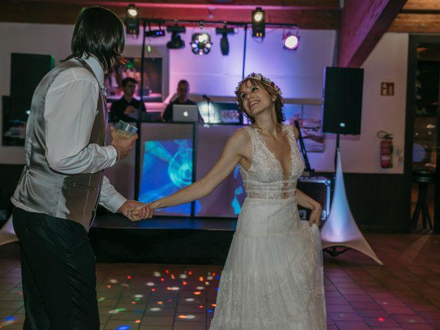 La boda de David y Nekane en Elciego, Álava 120
