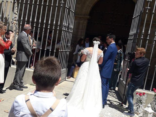 La boda de Angel y Pilar en Villacarrillo, Jaén 1
