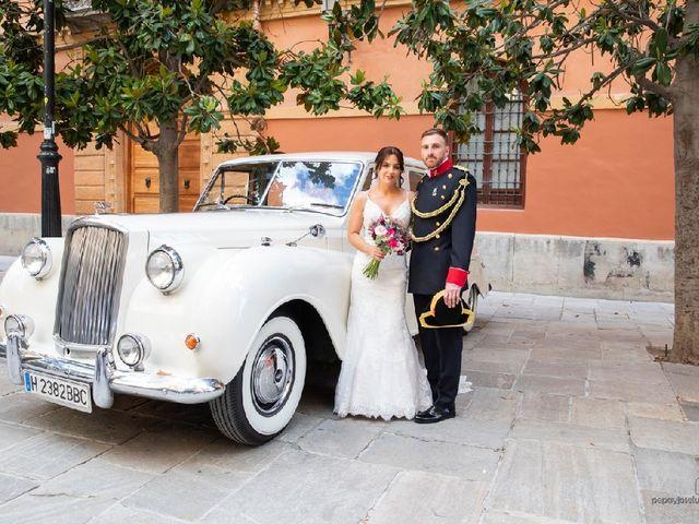 La boda de Rafa y Veronica en Granada, Granada 2