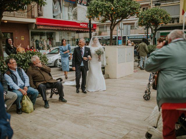 La boda de Juan y Ana en Málaga, Málaga 22