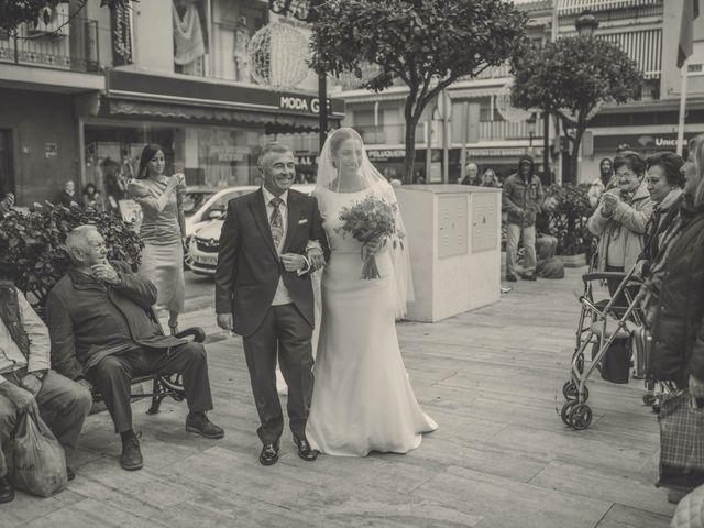 La boda de Juan y Ana en Málaga, Málaga 24