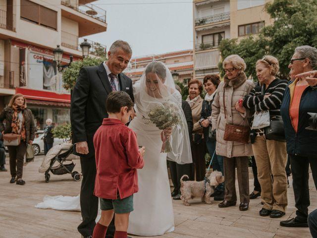 La boda de Juan y Ana en Málaga, Málaga 27