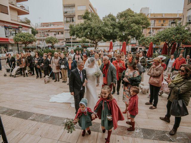 La boda de Juan y Ana en Málaga, Málaga 29