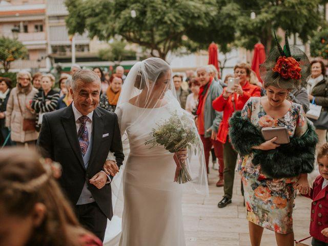 La boda de Juan y Ana en Málaga, Málaga 30