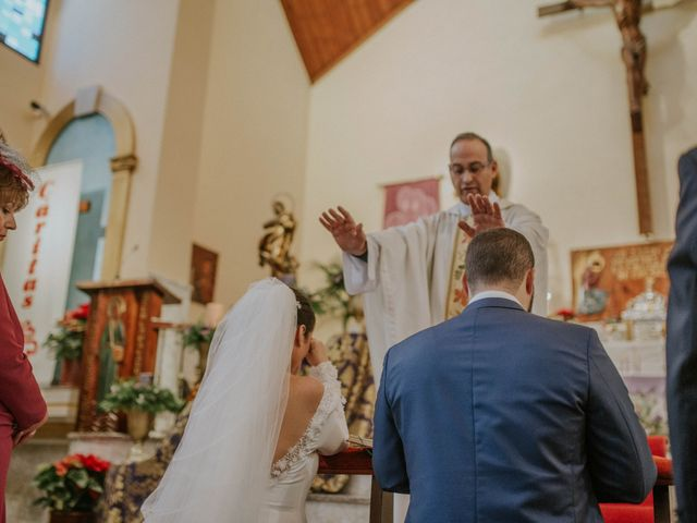 La boda de Juan y Ana en Málaga, Málaga 48