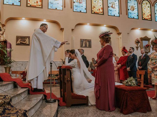 La boda de Juan y Ana en Málaga, Málaga 50