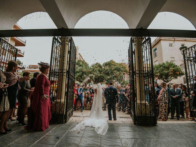 La boda de Juan y Ana en Málaga, Málaga 65