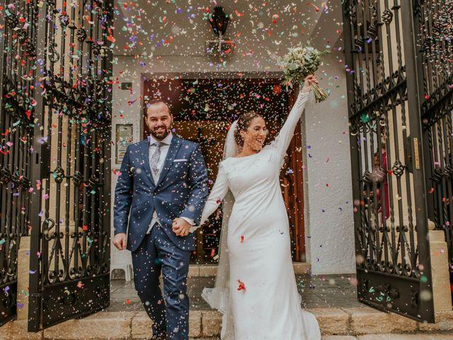 La boda de Juan y Ana en Málaga, Málaga 66