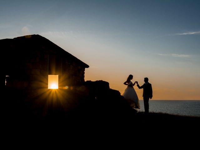 La boda de Saray y Gorka