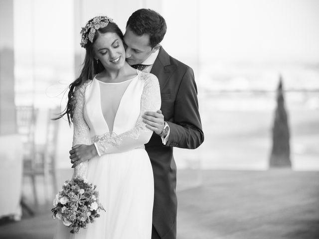 La boda de Paqui y Juan