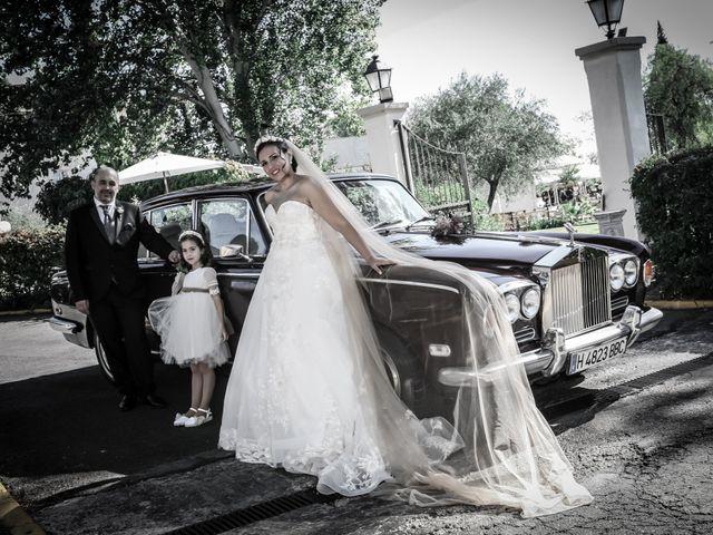 La boda de David y Soles en Córdoba, Córdoba 38