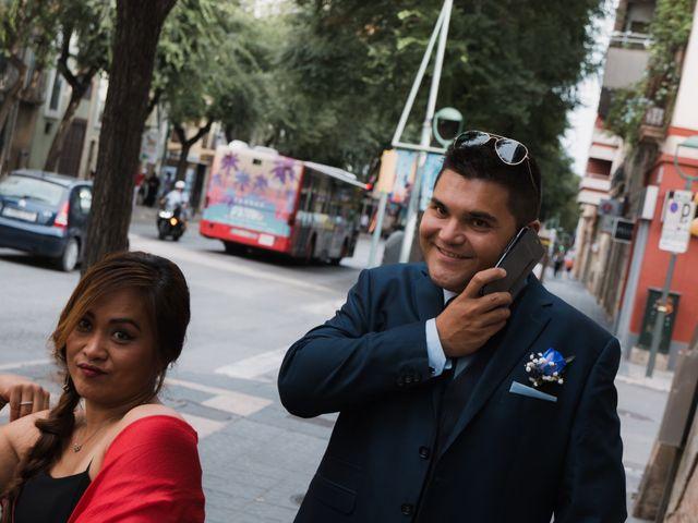La boda de Arlene y Marco en Tarragona, Tarragona 19