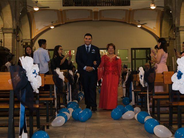La boda de Arlene y Marco en Tarragona, Tarragona 20