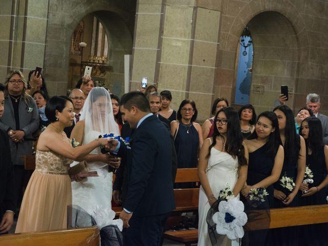 La boda de Arlene y Marco en Tarragona, Tarragona 24