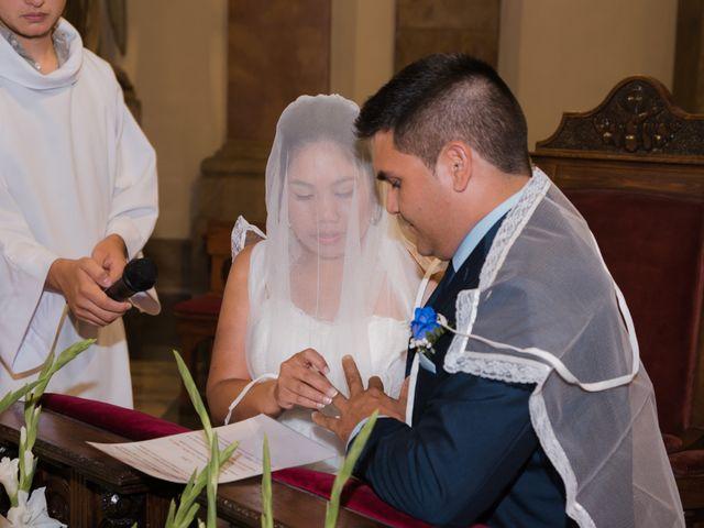 La boda de Arlene y Marco en Tarragona, Tarragona 26