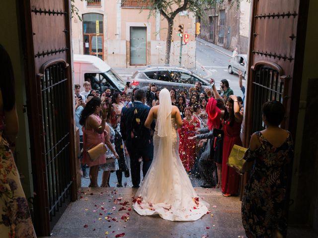La boda de Arlene y Marco en Tarragona, Tarragona 28