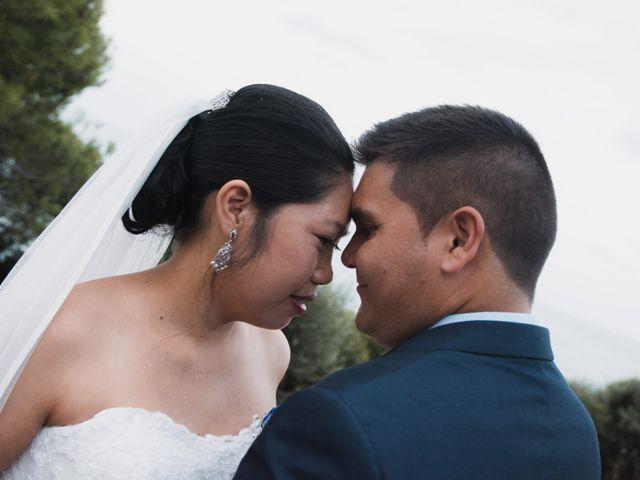 La boda de Arlene y Marco en Tarragona, Tarragona 30