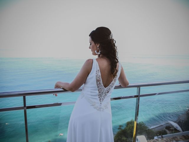 La boda de Rodrigo y Mónica en La/villajoyosa Vila Joiosa, Alicante 2