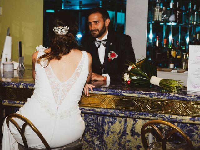 La boda de Rodrigo y Mónica en La/villajoyosa Vila Joiosa, Alicante 16